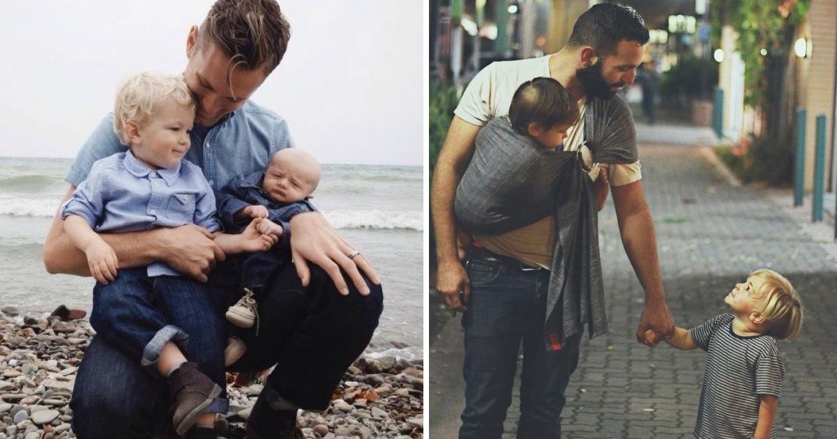 capa19.jpg - 20 fotos que mostram como os homens são ótimos com crianças