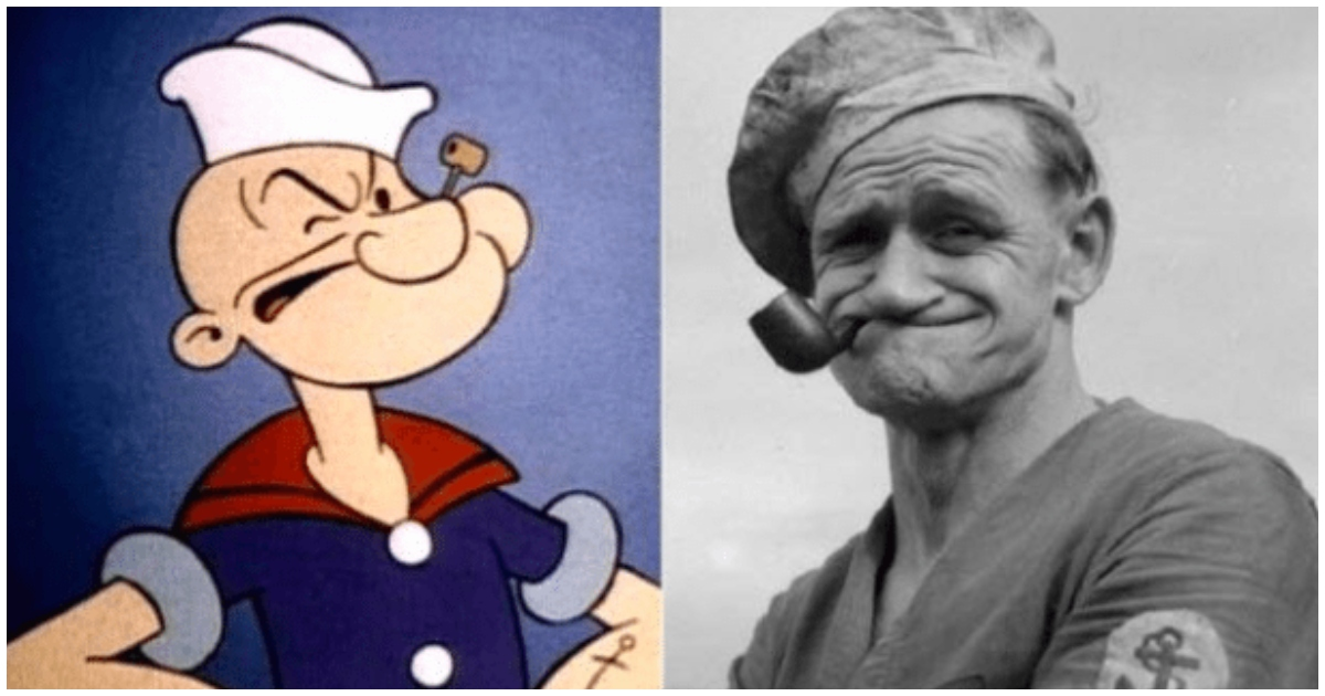 cartoon.jpg - 10 Cartoon Characters That Were Inspired By Real-Life People