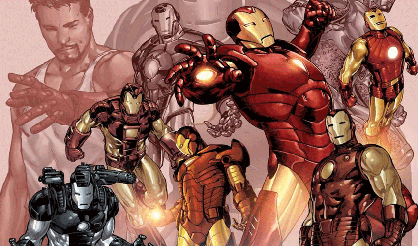 Resultado de imagen de original iron man