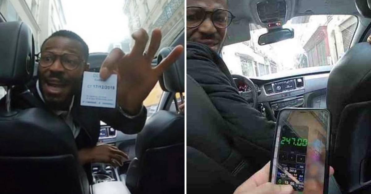 driver4.png - Un chauffeur de taxi arnaque des touristes à Paris