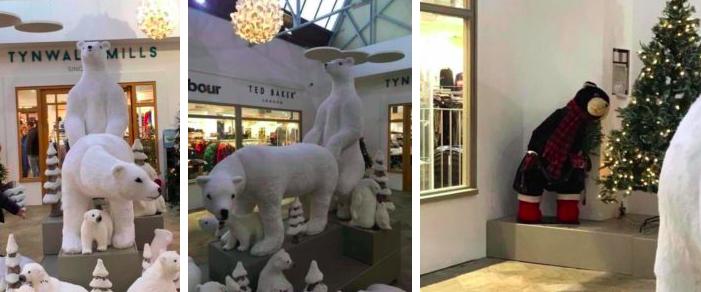 img 5bfc64f43cf29.png - Un centre commercial s'excuse pour une installation qui ressemble beaucoup à deux ours polaires ayant des relations sexuelles