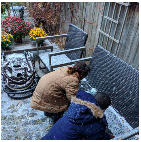 img 5bfdbfb2abfd2.png - Le premier ministre Canadien, Justin Trudeau retweete la vidéo d'enfants érythréens voyant de la neige pour la première fois