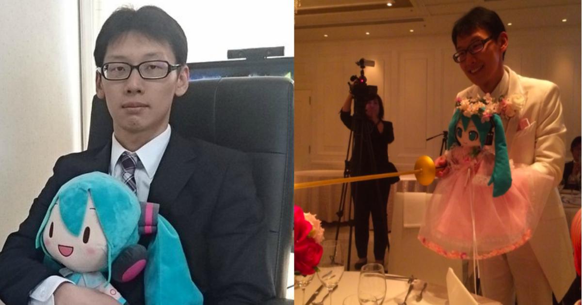 miku.png - 初音ミクの夫になった公務員・近藤顕彦さんの結婚までの道のりって?