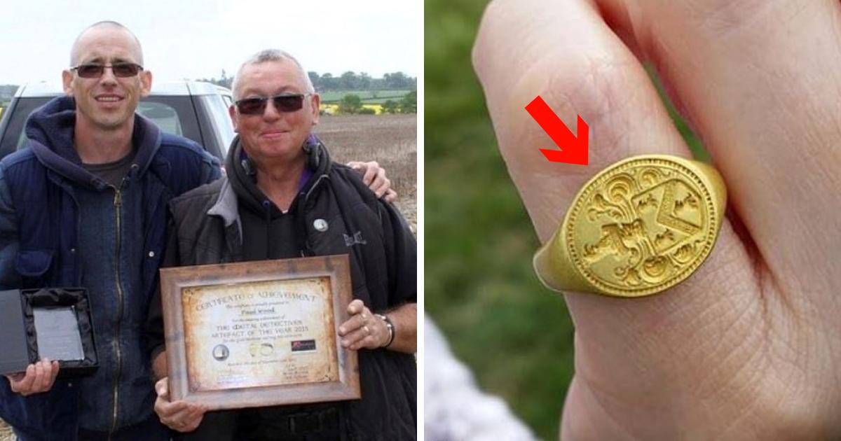 untitled design 61.png - Un chasseur de trésor amateur découvre une précieuse bague en or vieille de 500 ans