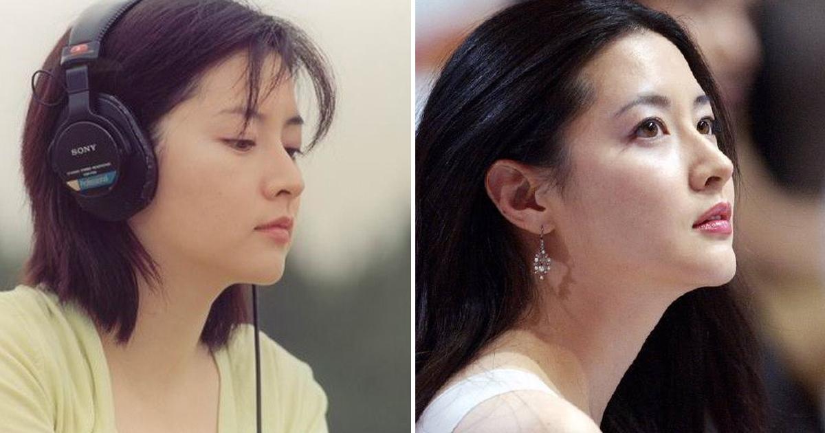 "3 126.jpg - ""성형 하셨죠?""... 일본의 무례한 질문에 대처하는 이영애의 품격"
