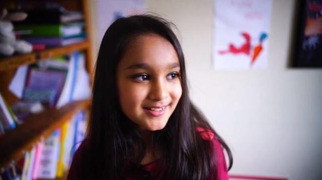 整個矽谷都在等她長大! 10歲女程序員拒絕谷歌Offer,現在是位CEO