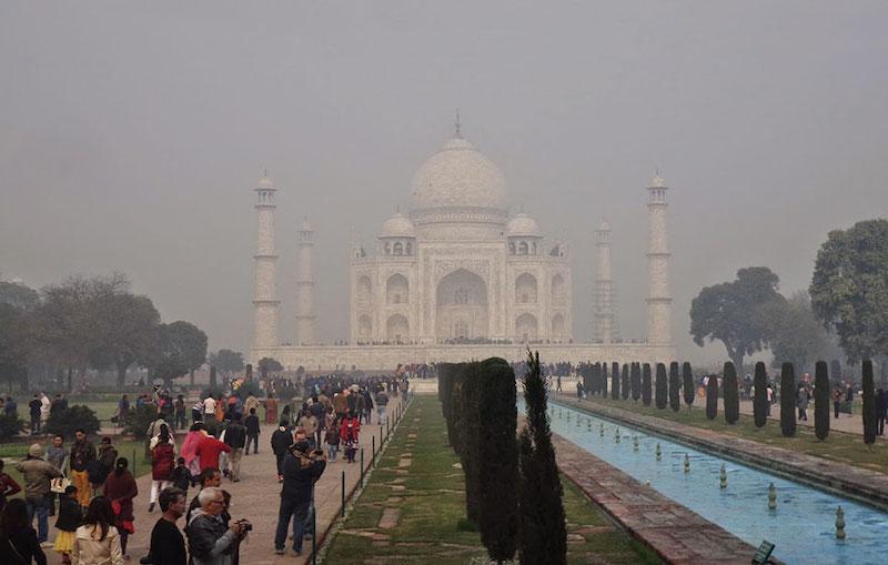 attentes realite voyage tourisme 18.jpg - Ces 20 hauts lieux touristiques font rêver, mais la réalité est parfois cruelle