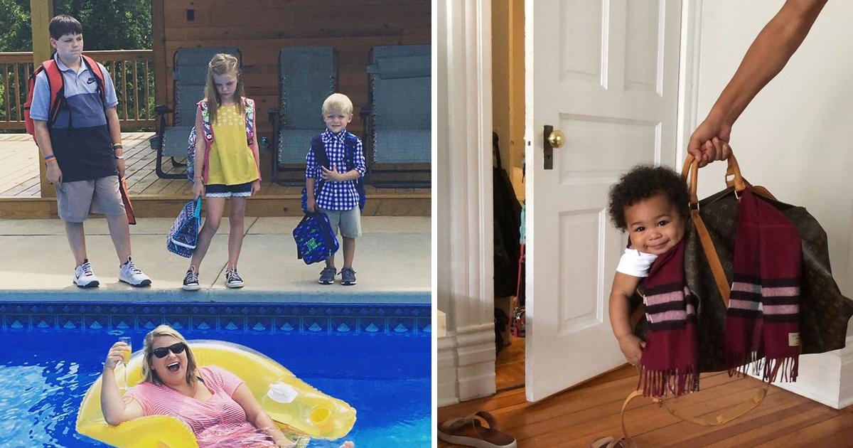 capaff1.jpg - 27 Fotos que mostram o outro lado da vida com crianças