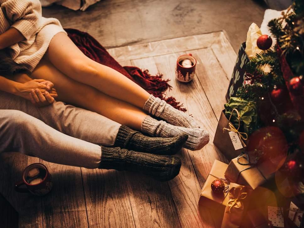 christmas couple.jpg - Une étude indique que les personnes seraient plus intéressées par le sexe à Noël et à l'Aïd