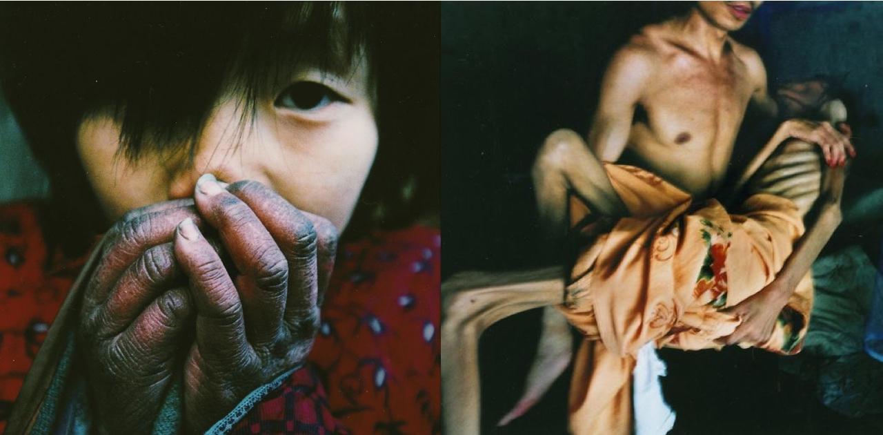 e69caae591bde5908d 2 001.jpeg - 中國「被消失」的攝影記者,用鏡頭記錄下撼動人心、令人深省的殘酷社會真實......