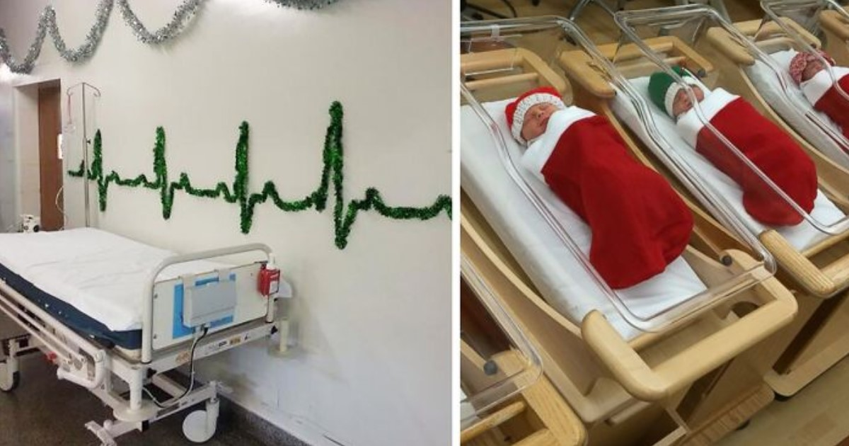 featured image 18.jpg - 20+ Creative Christmas Decorations For Hospitals