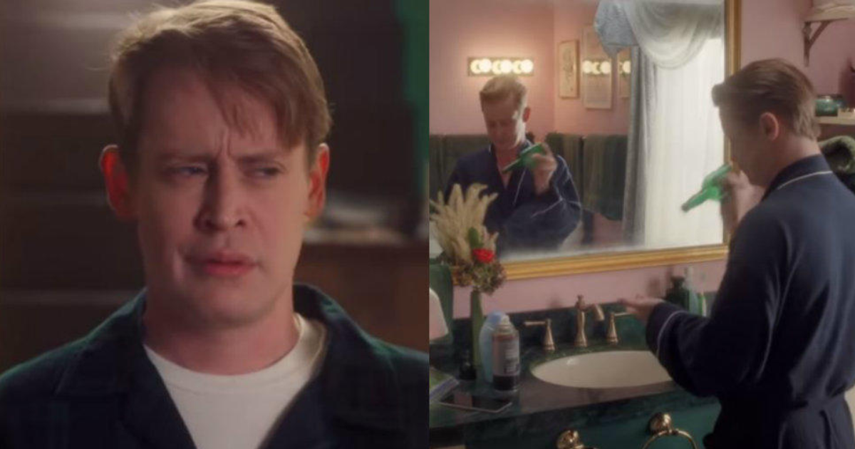 ff.png - Macaulay Culkin Recreated Home Alone Scenes For Iconic Google Commercial