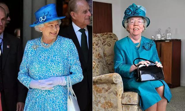img 5c1ad3e32e372.png - 女王也要「偷個懶」?其實女王有替身~30年隨時待命!