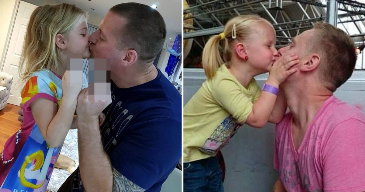 kiss5.png - Father Went Viral After Sharing A Photo Kissing His Daughter On The Lips
