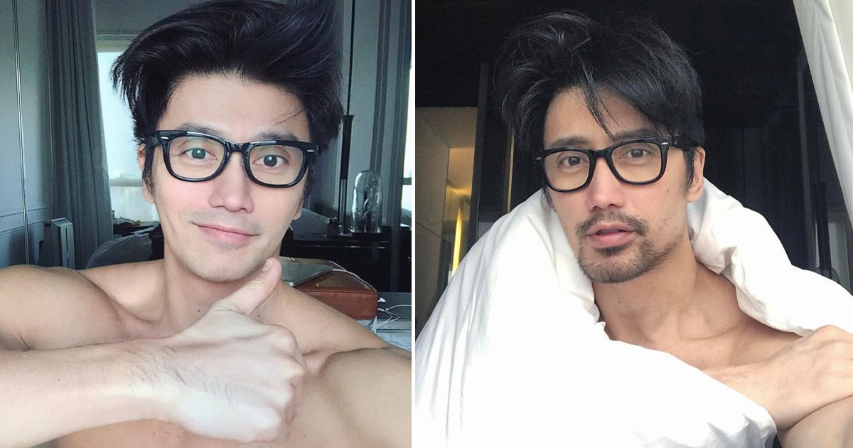 man looks 20 at 51.jpg - 51-Year-Old Man Looks 20 And Here's The Secret Of His Eternal Youth