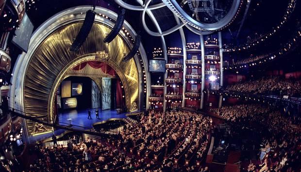 oscars.jpg - Oscars : le comédien Kevin Hart sera l'hôte de la cérémonie de 2019