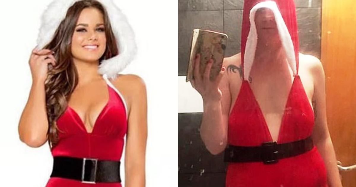 santa5.png - Mother-Of-Two Left Horrified After Buying $9 'Sexy Santa' Outfit On Ebay