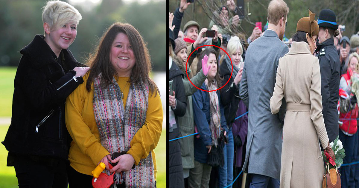 untitled 1 52.jpg - Single Mum Made £40k From Snapping Kate, William, Meghan And Harry At Sandringham Last Christmas