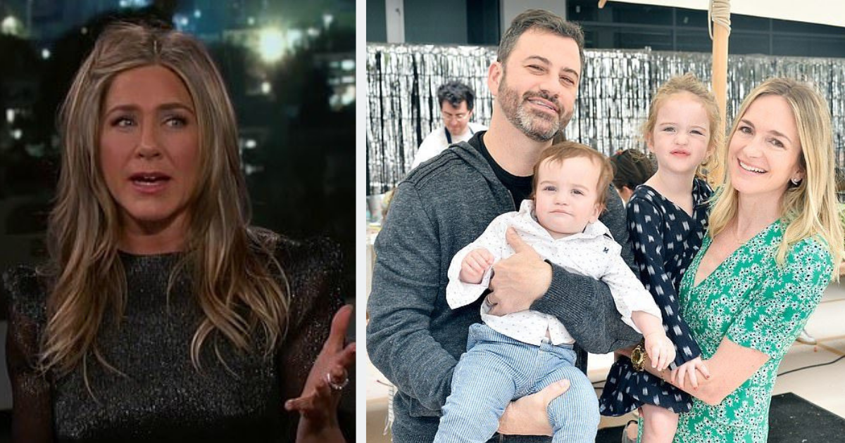 untitled design 70.png - Jennifer Aniston Claimed That Jimmy Kimmel's Daughter Pooped Next To Her Beautiful Pool
