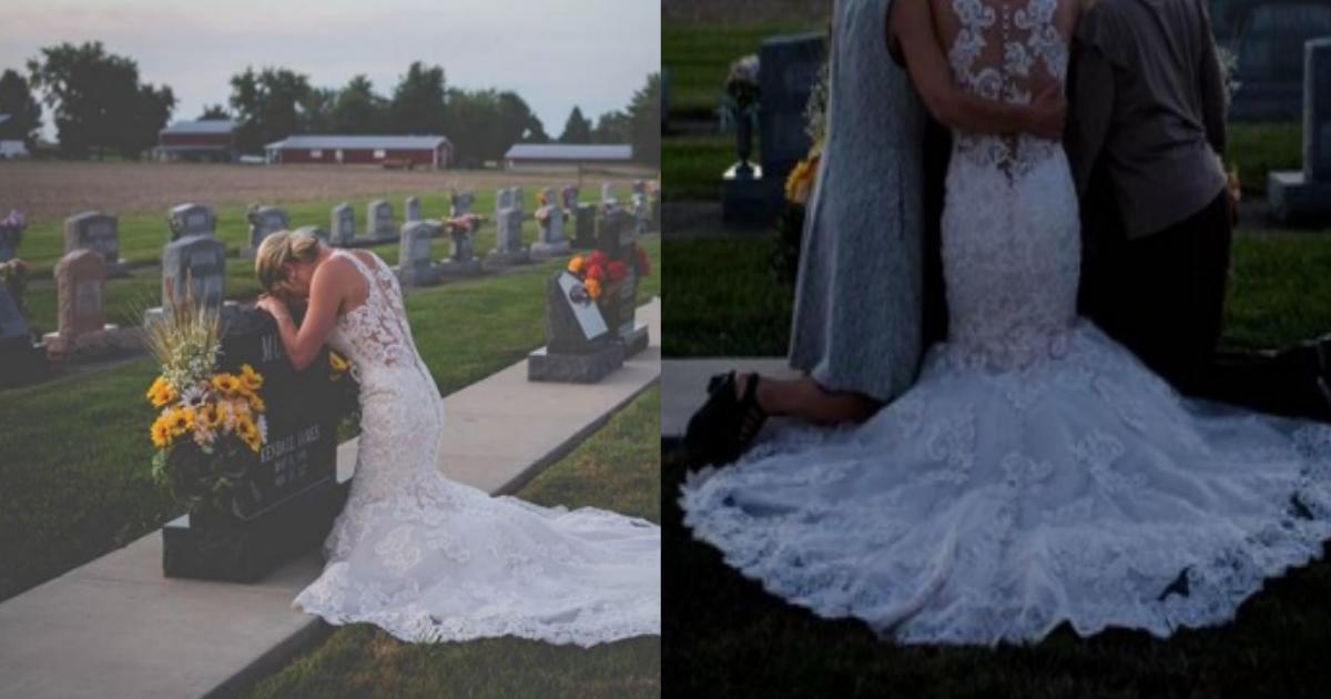 wedding.png - 今も好きです…結婚式当日にウェディングドレスを着て恋人の眠る墓地を訪れた花嫁