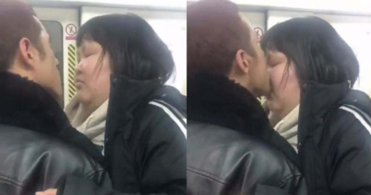 couple.png - 電車で乗客から悪口を言われた彼女に突如ロマンチックな出来事が起こった件