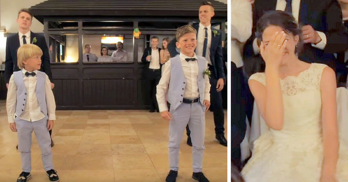 featured image 26.png - Eight Siblings Stole The Show At The Wedding By Dancing To Backstreet Boy's Classic