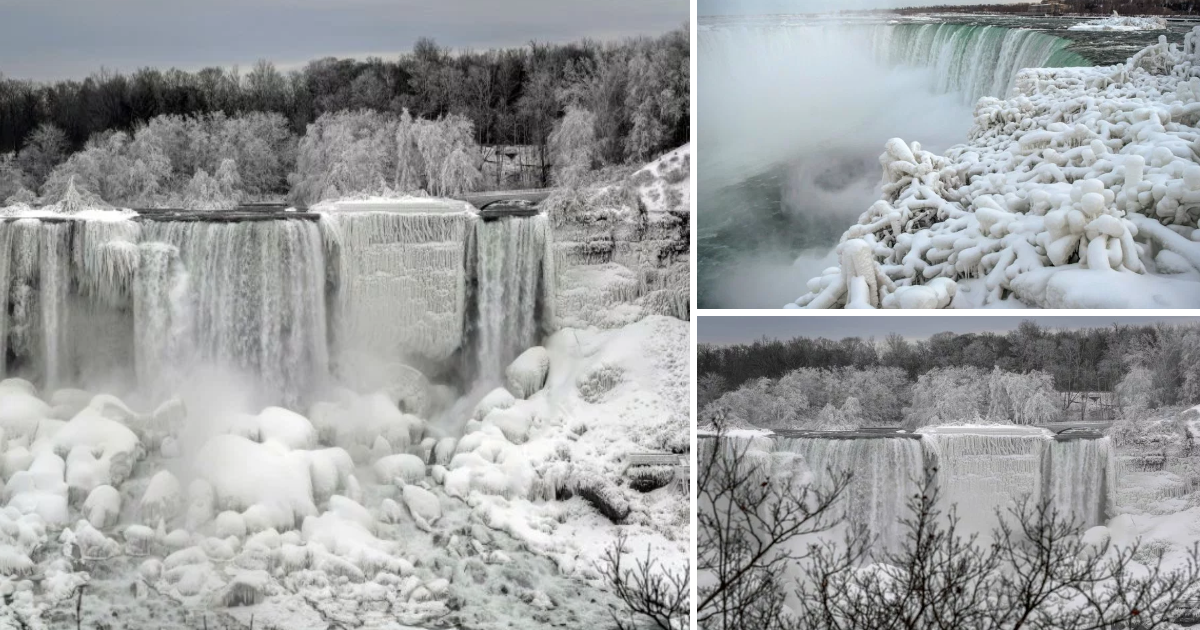 featured image 32.png - Part Of Niagara Falls Has Frozen During Winter And The Photos Are Just Amazing