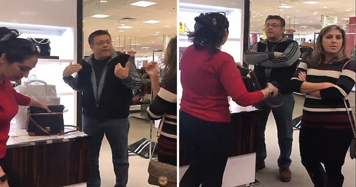 r3.jpg - Shopper Went On Discriminative Rant Against Employee And Lashed Out At Those Who Helped Her