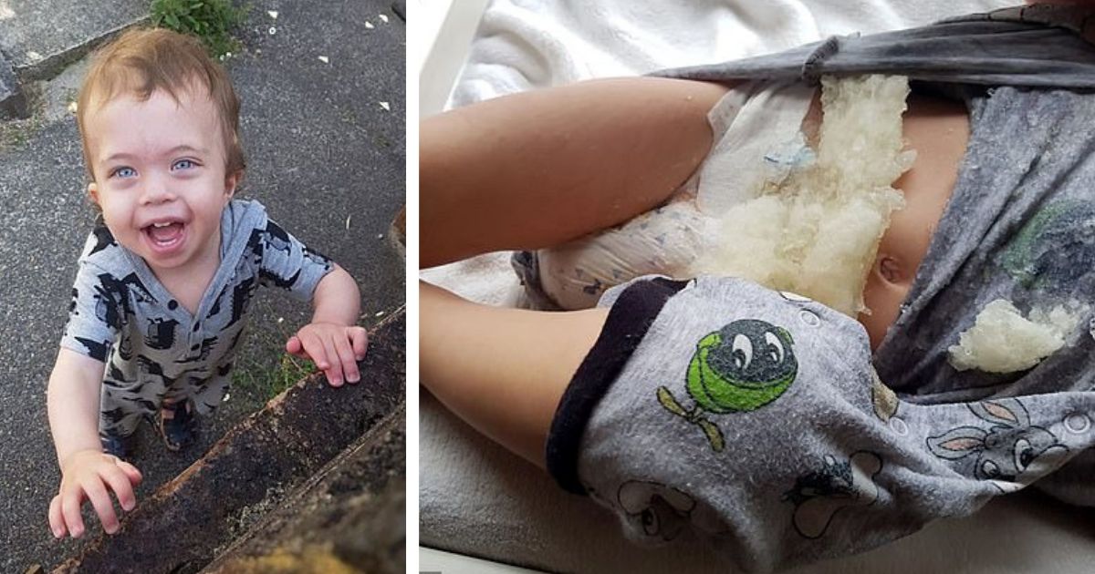 s1 16.png - Baby's Father Issued Warning Upon Discovering That Diapers Exploded On His Son