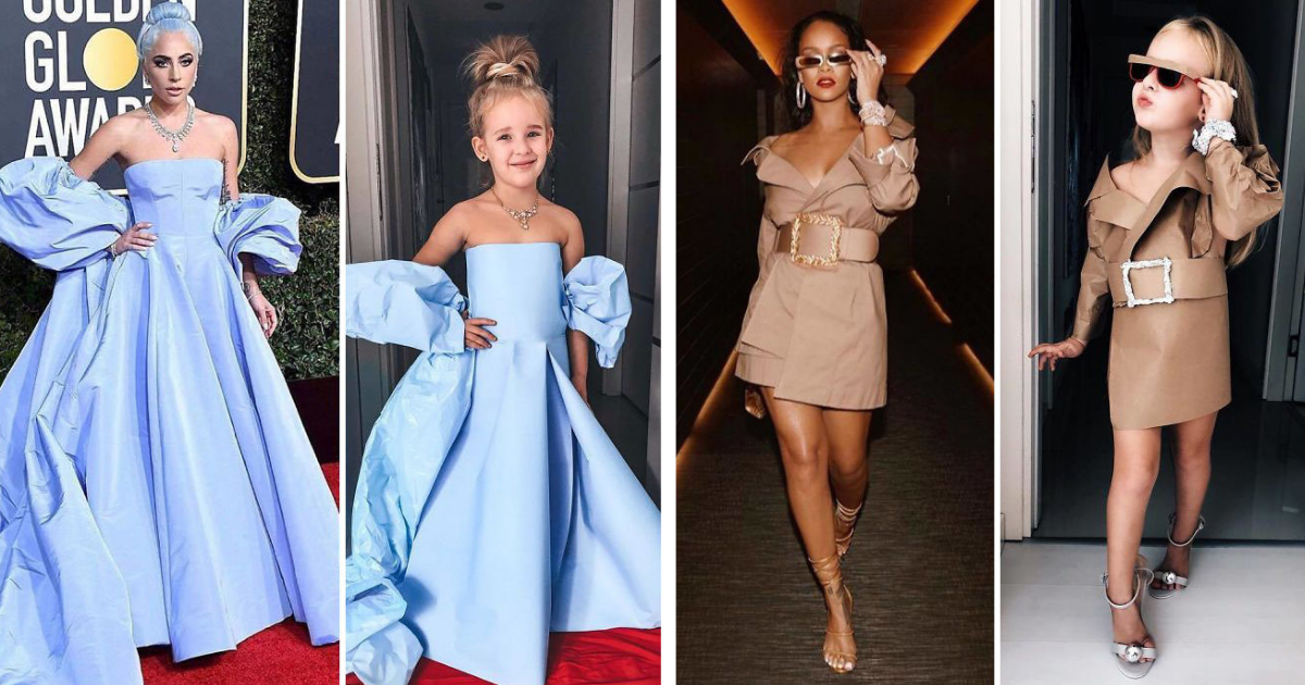 s4 6.png - Mom And Daughter Recreated Red-Carpet Looks Within Small Budget And Totally Nailed It