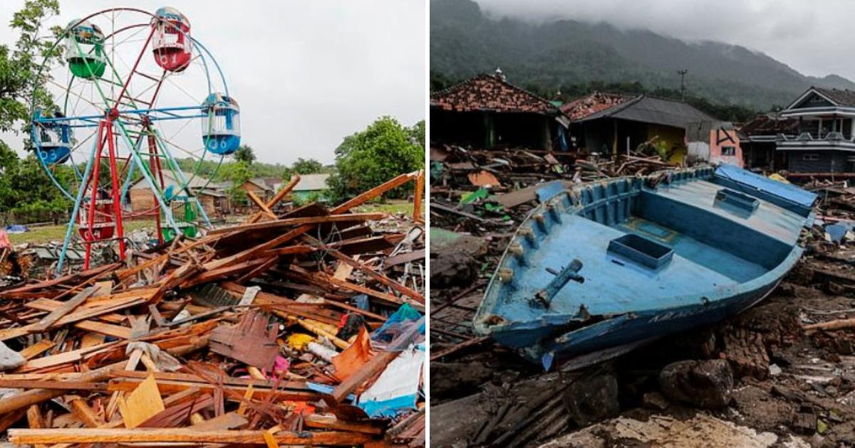tsunami6.png - Le père devait choisir entre sauver sa femme ou sa mère et son bébé, leur maison étant détruite pendant le tsunami