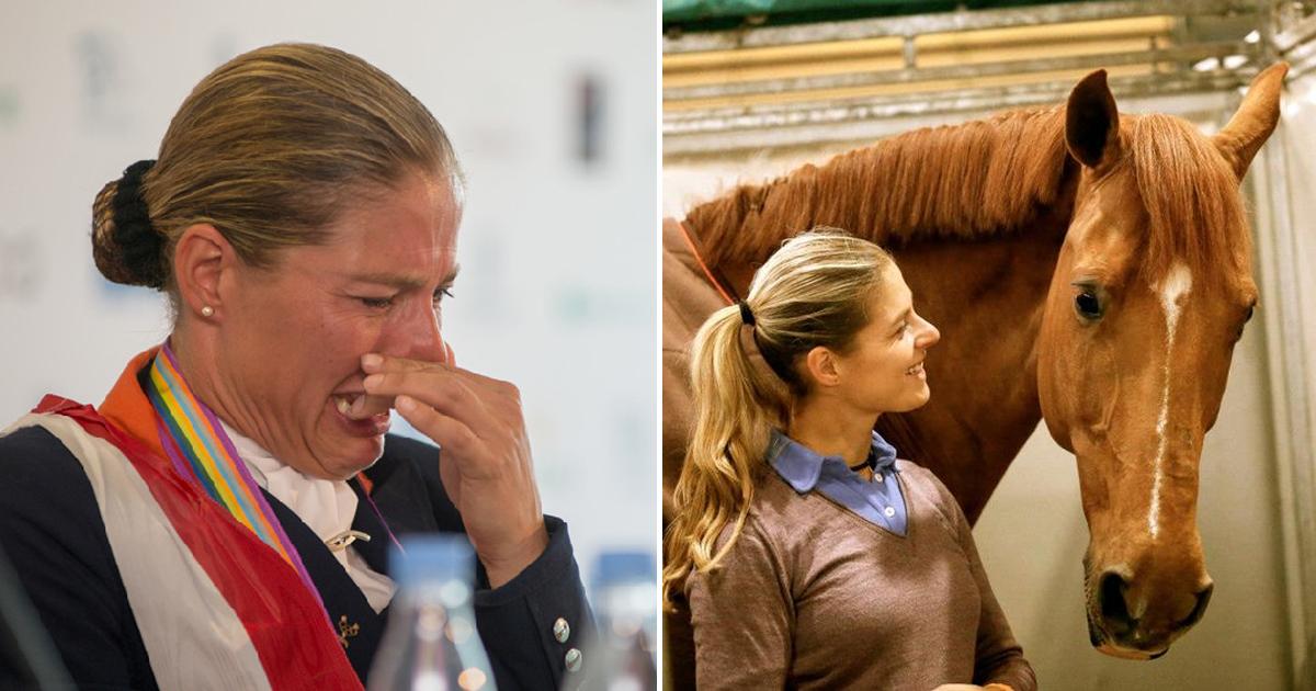 "9 17.jpg - ""메달보다 말의 건강이 중요해""... 올림픽 출전 포기한 국가대표 승마 선수"