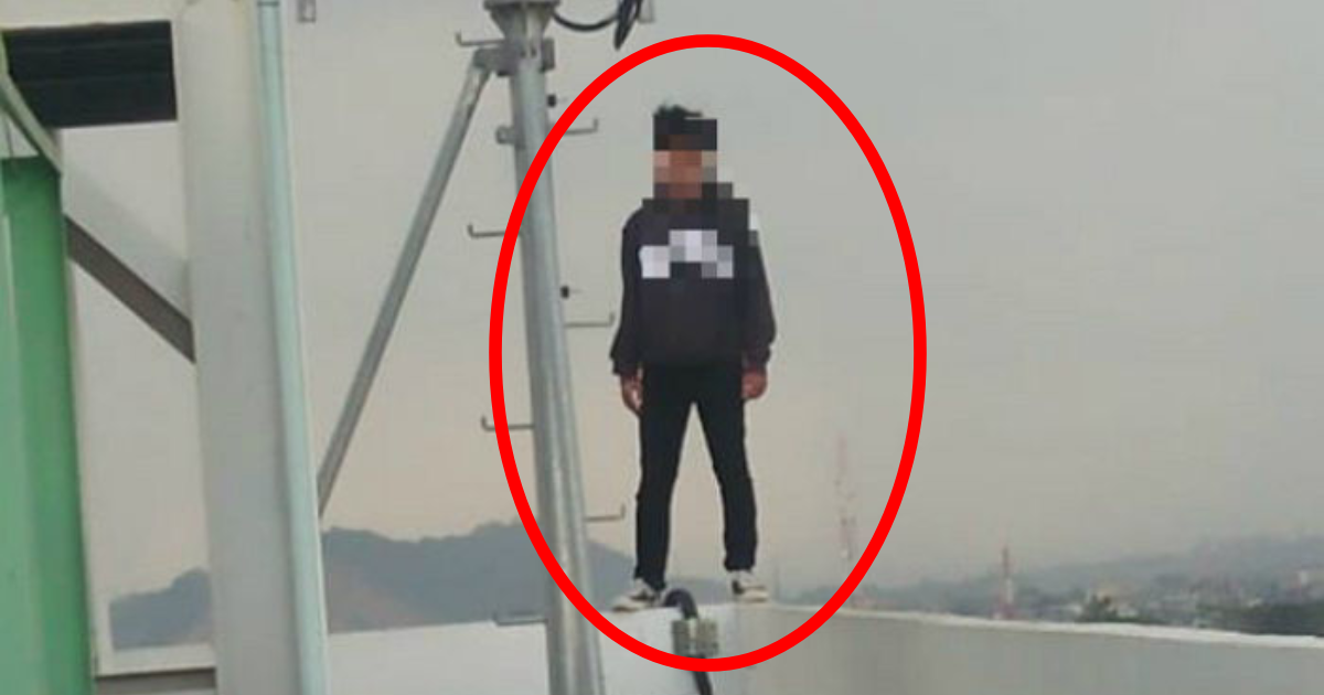 e696b0e5bbbae9a1b9e79bae 26 2.png - 「早く飛び降りろ!」屋上に立つ男性を見た市民たちがスマホを取り出した理由に驚愕…!!