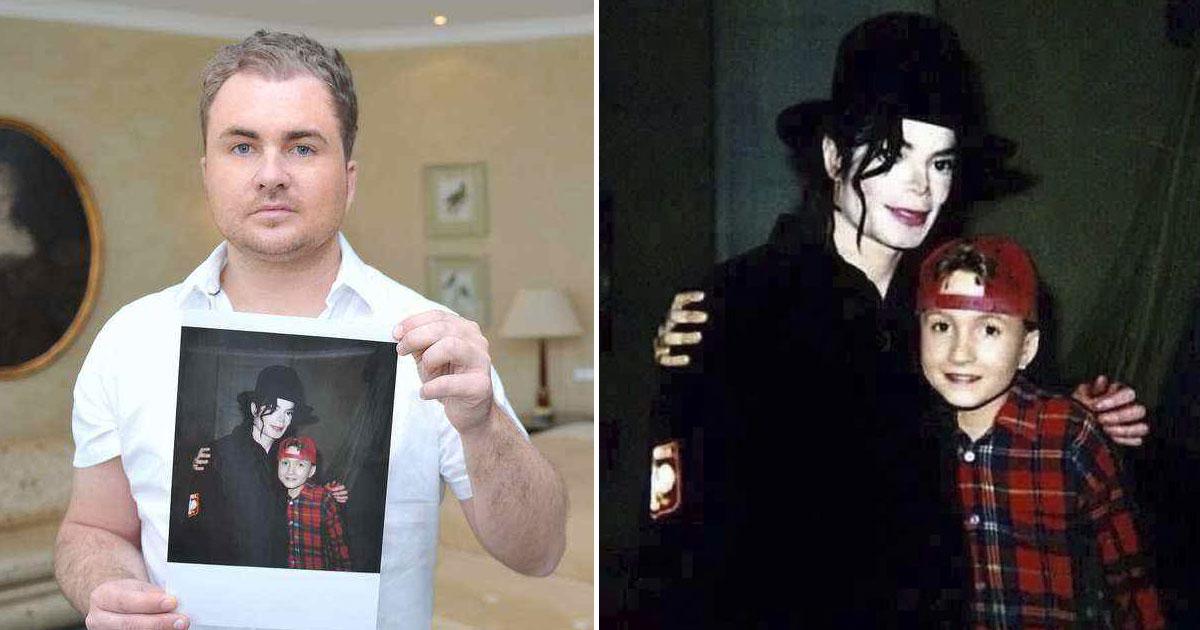 michael jackson sickening messages.jpg - Des messages dérangeants de Michael Jackson écrits sur un livre pour un enfant