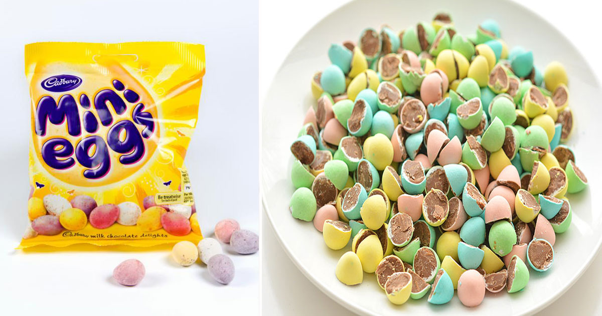mini egg choke death.jpg - Mother Urged Parents Not To Give Cadbury's Mini Eggs To Children After She Lost Her Daughter Due To The Chocolate