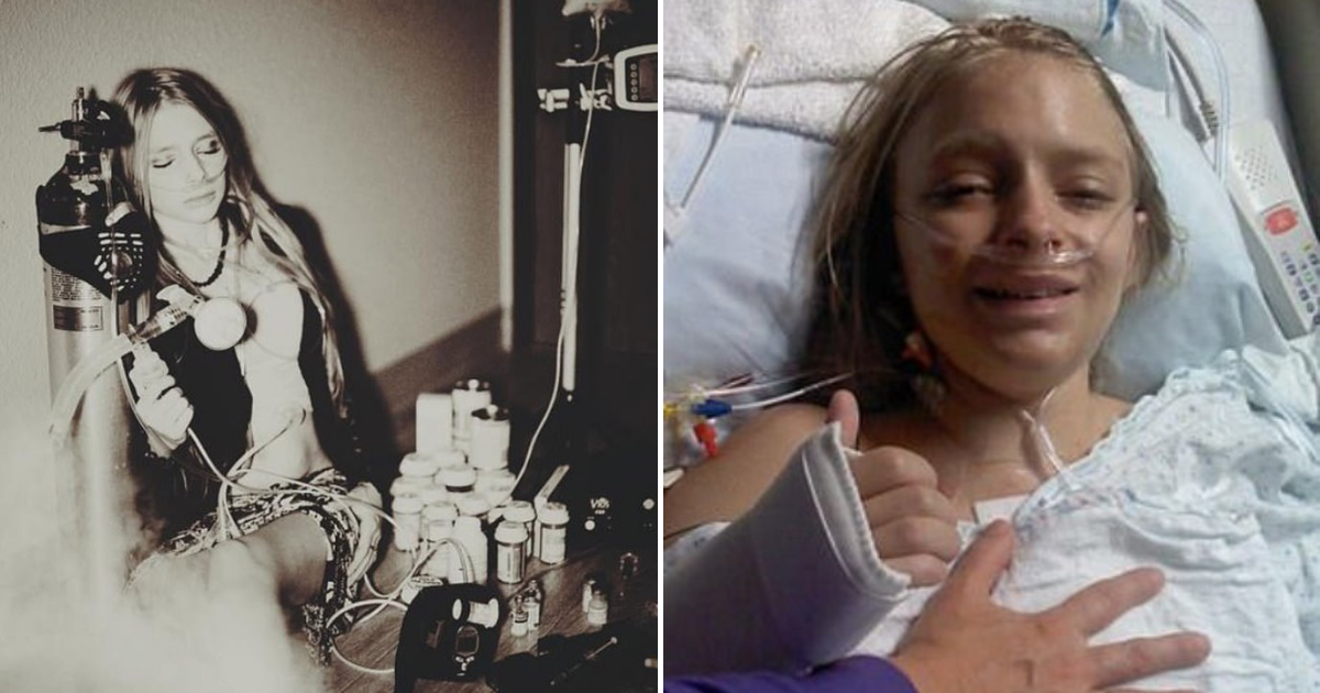 tiffany6.png - 25-Year-Old Woman Suffering From Cystic Fibrosis Is On Her Final Set Of Lungs