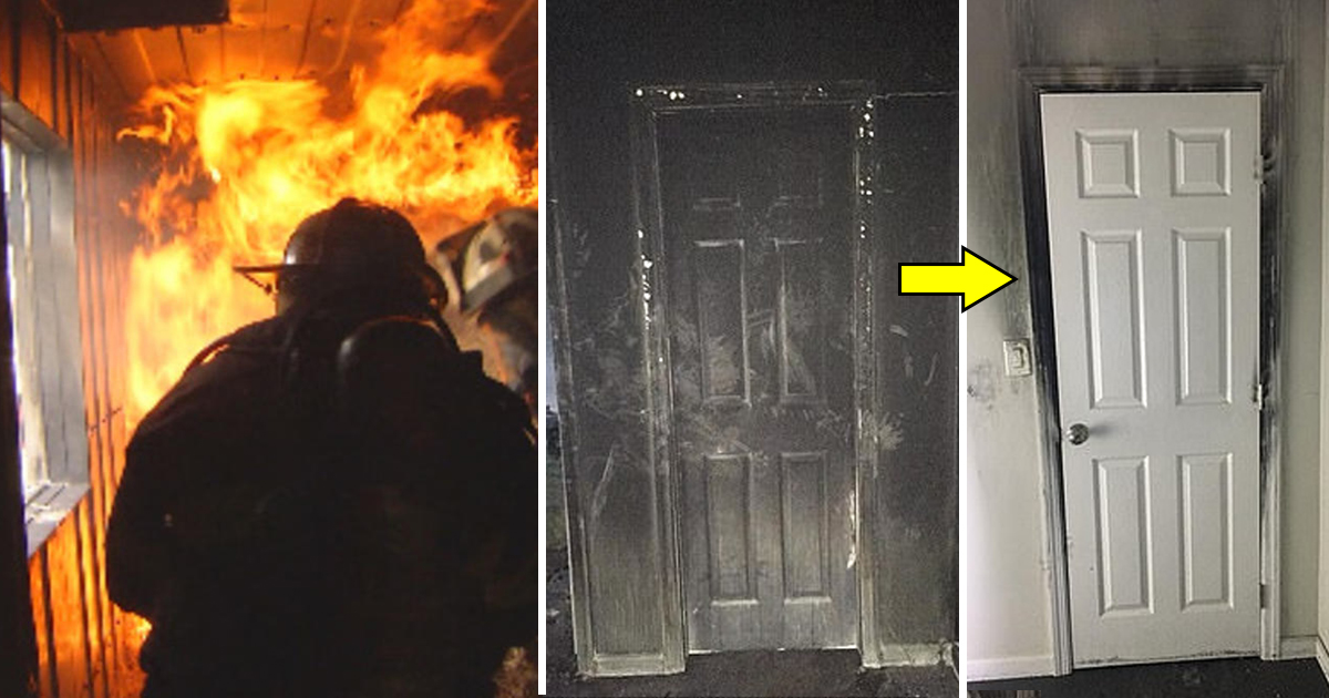 vvv.jpg - Always Sleep With The Door Closed - It Can Save Lives In The Case Of Fire