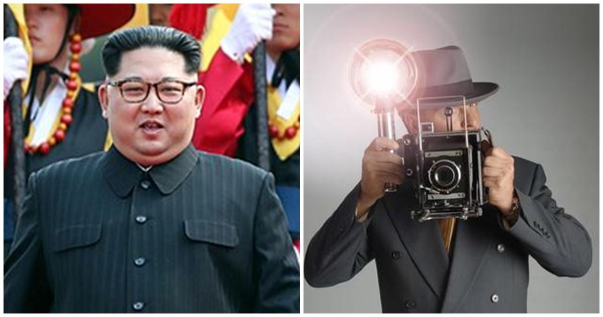 03 11.jpg - '김정은'위원장 열정적으로 찍은 사진사가 당한 일