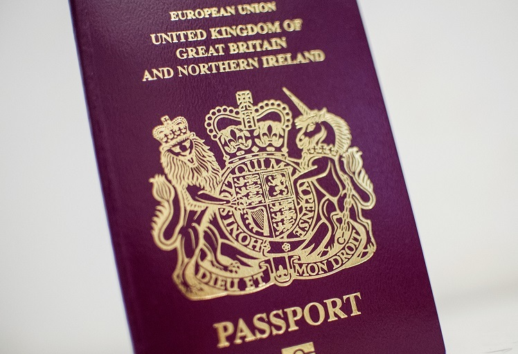Image result for UK Holidaymakers Renew Their Passports 750