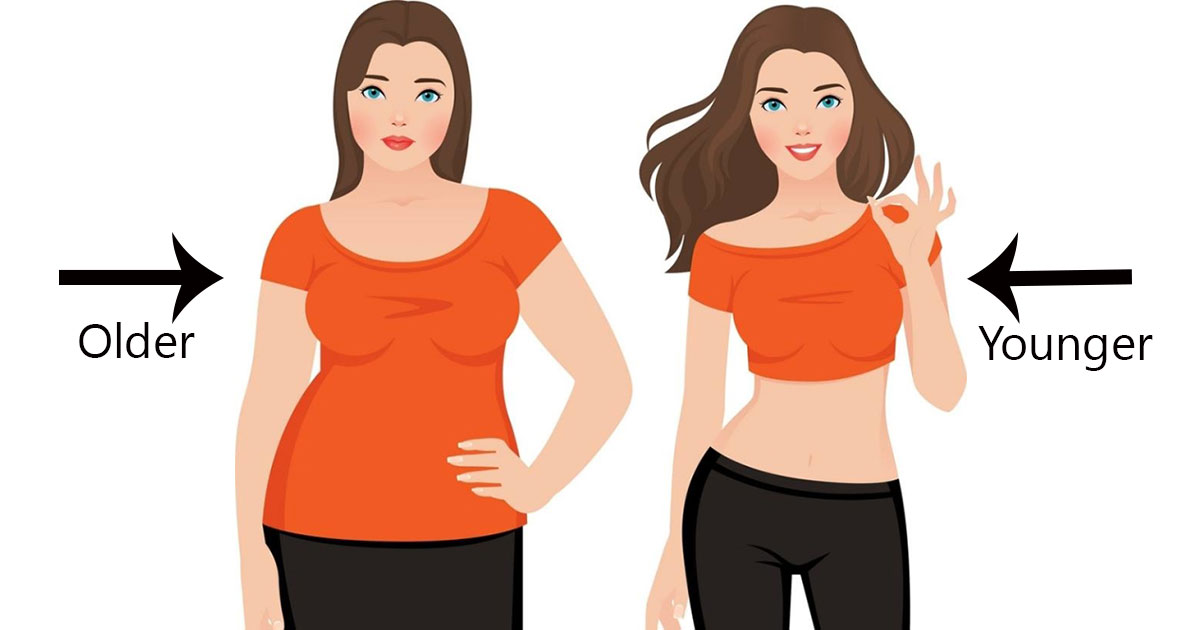 a study shows the risk of becoming overweight just because you were born before your sister.jpg - Having A Younger Sister Puts You At A Higher Risk Of Becoming Overweight