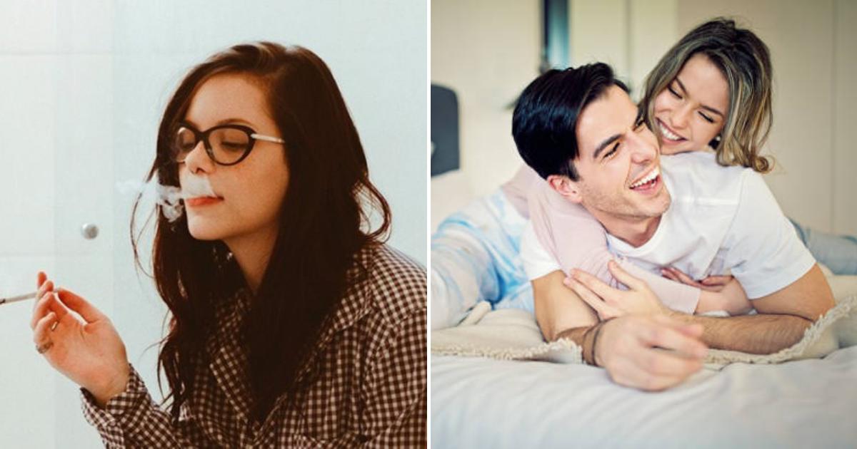 couple.png - Selon une étude, les feuilles de cannabis aident les femmes à avoir une meilleure expérience au lit
