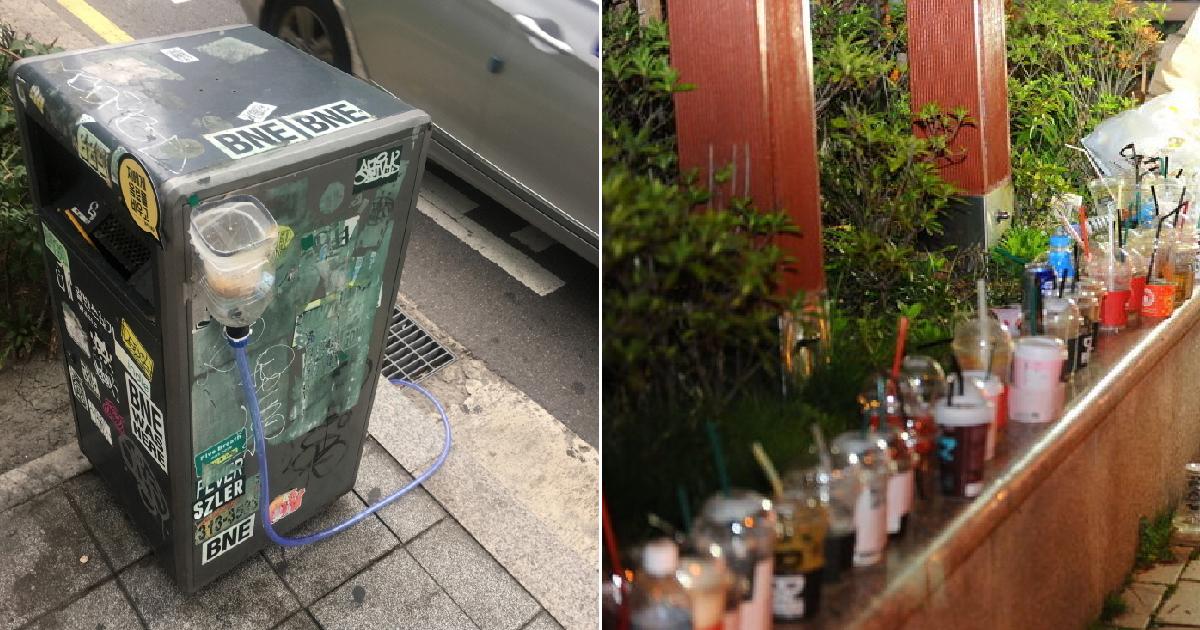 eca09cebaaa9 ec9786ec9d8c 54.png - 음료 쓰레기 처리 위해 서울 지하철에서 마련한 것