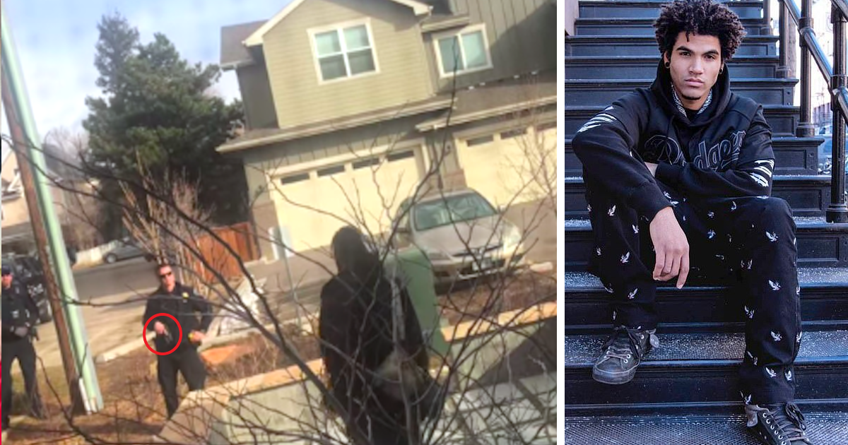 featured image 14.png - Black Man Collecting Trash From His OWN Yard Is Confronted By Cops