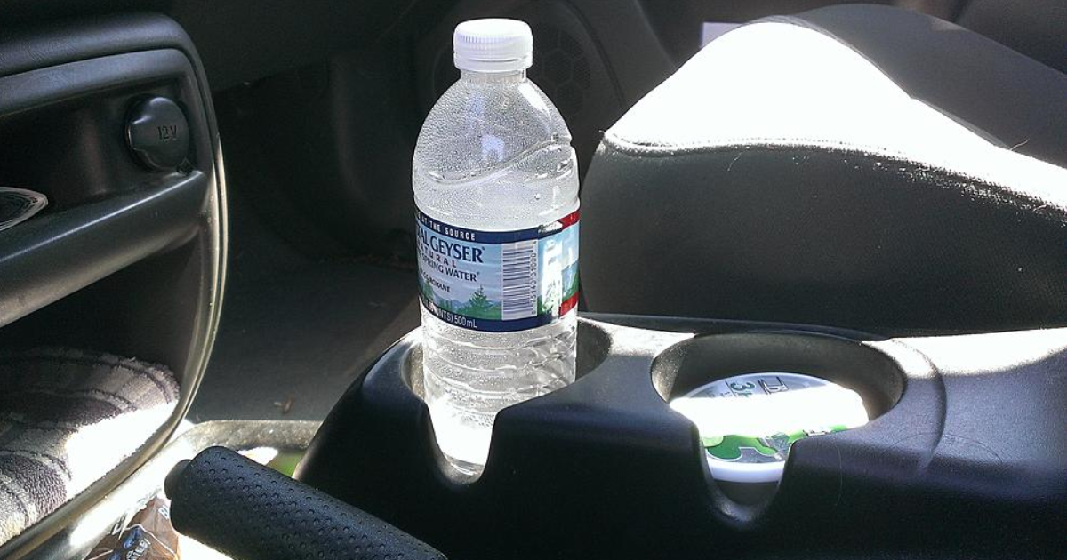 featured image 20.png - Firefighters Warn Leaving Water Bottles In Cars Could Start A Fire