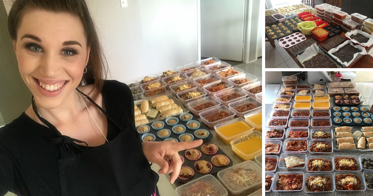 featured image 54.png - 37 Weeks Pregnant Mom Prepared 152 Meals And 228 Snacks In Preparation For Baby's Birth