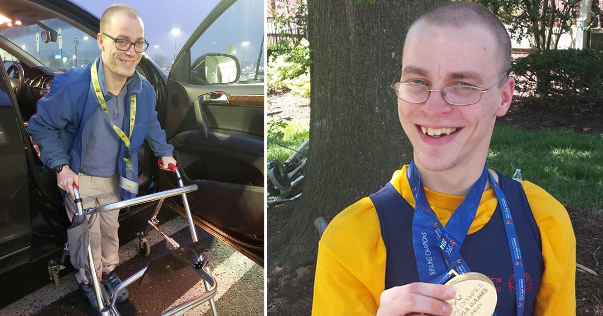 man cerebral palsy may lose job.jpg - Man With Cerebral Palsy May Lose His Job Due To Walmart's New Requirement