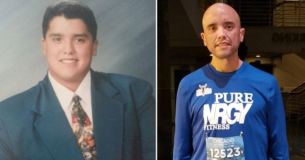 man lost 500 pounds.jpg - Man Lost Nearly 500 Pounds - His Transformation Is Incredible