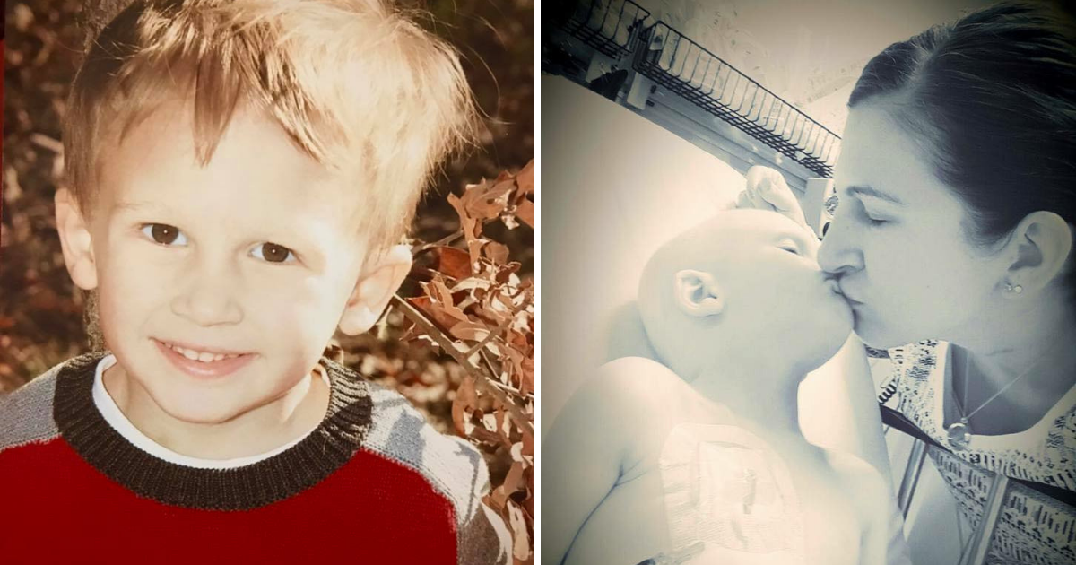 nolan6.png - 4-Year-Old Boy With Rare Cancer Tells Mom He Will Wait For Her In Heaven