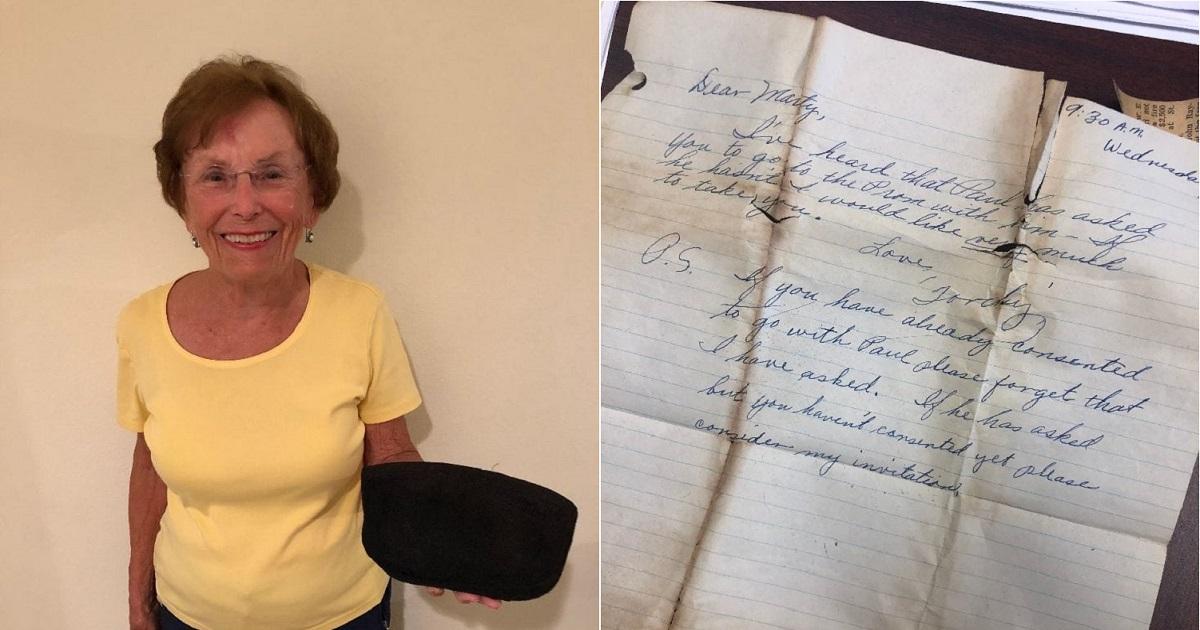 p3 1.jpg - Cette femme a retrouvé le sac à main qu'elle a perdu il y a 65 ans, et Internet vaut connaître le fin mot de l'histoire