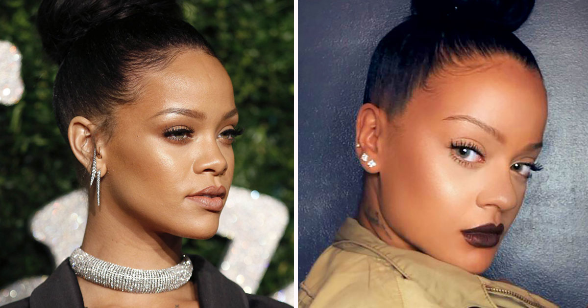 rihanna lookalike.jpg - Woman Struggling To Find A Partner Because Of Her Uncanny Resemblance To Rihanna